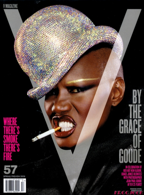 Grace Jones Fierce